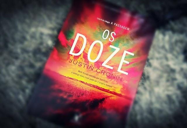 [RESENHA #213] OS DOZE - JUSTIN CRONIN