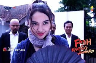 Karina Fatih di Kampung Jawara