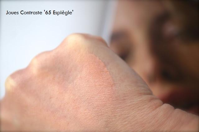 Chanel Joues Contraste '65 Espiègle'