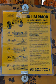 The Iron Mule Minneapolis Moline Uni Farmor