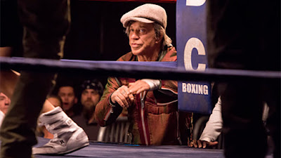 Tiger 2018 boxing movie still Mickey Rourke