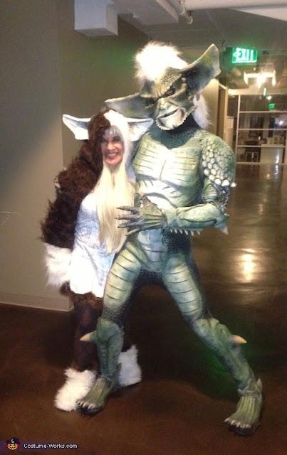 Stripe Gremlins Halloween Costume