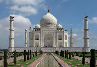 Taj Mahal: UNESCO World Heritage site