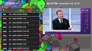 10 أكواد xtream iptv بتاريخ اليوم لمشاهدة و متابعة القنوات العالم مجانا و بجودات متعددة