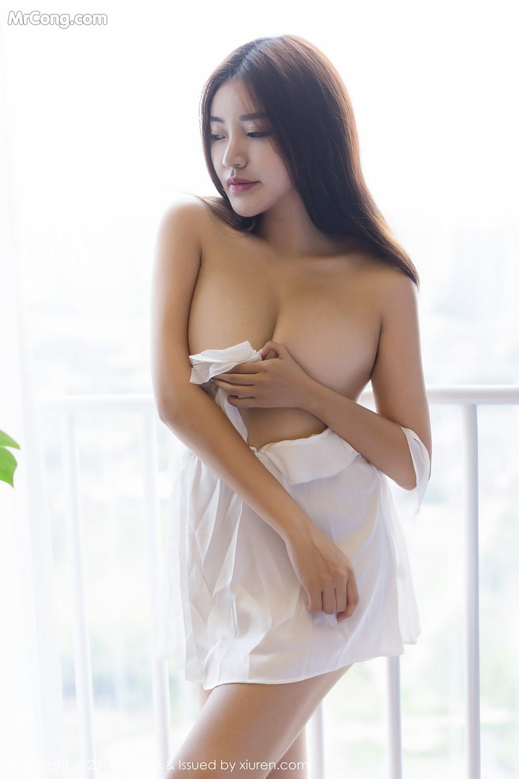 Image YouMi-Vol.232-MrCong.com-009 in post YouMi Vol.232: Người mẫu 拉菲妹妹 (45 ảnh)