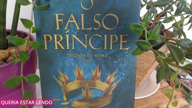 Resenha: O Falso Príncipe
