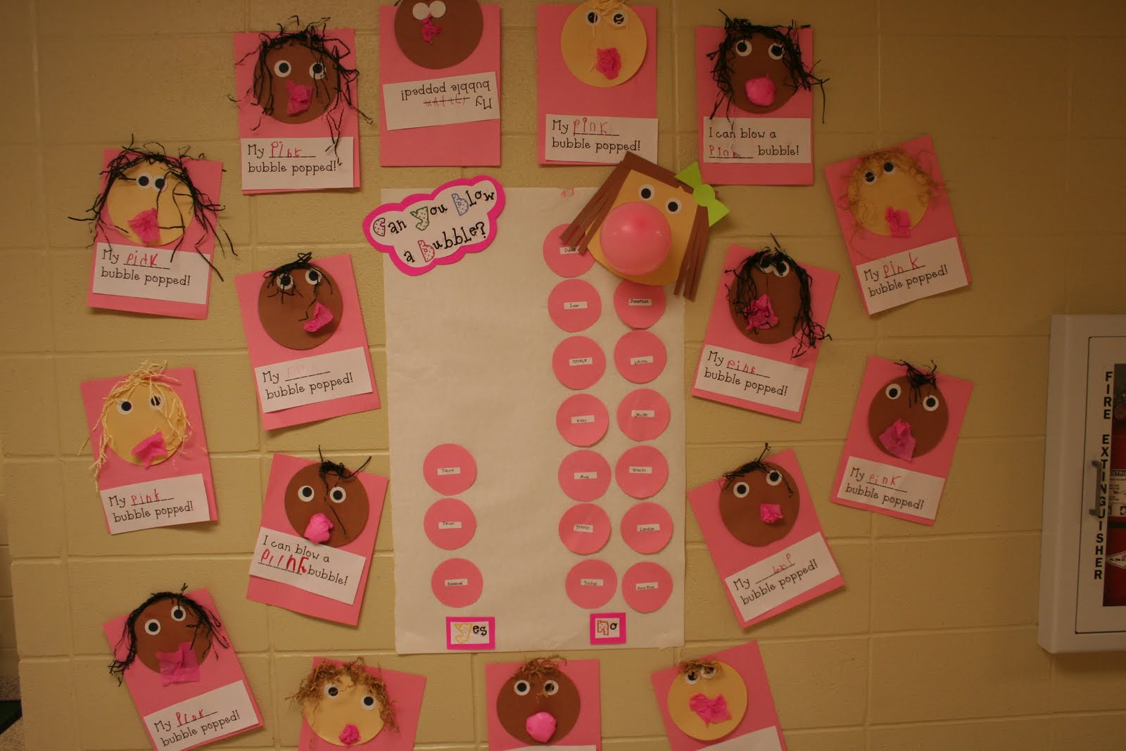 Mrs Lee S Kindergarten Pink Day Cute Clipart Amp A Freebie