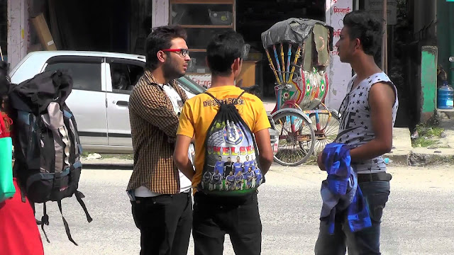 Nepali Prank - Math Sikney