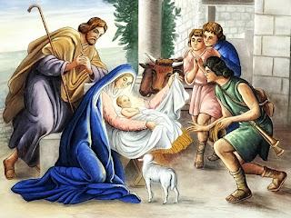 Nascimento de Cristo - Igreja Nossa Senhora das Dores, Santa Maria (RS)