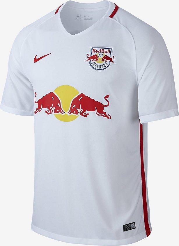 5f9cab6cdbecc Nike divulga as novas camisas do Red Bull Salzburg - Show de Camisas
