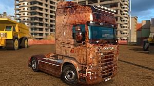 Rusty Scania RJL