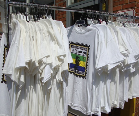 Unsold T-shirt Overuns - now $3 each at Junk