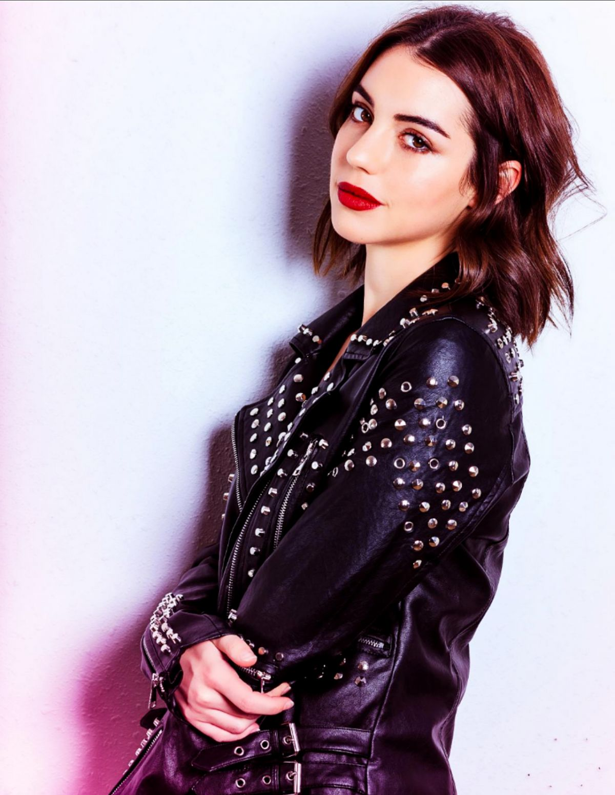 HD Photo Shoot of Adelaide Kane For NKD Magazine Issue 79 January 2018