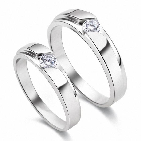 Nhẫn đôi nhẫn cặp BND419B