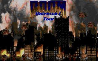 The Wolfenstein 3d Blog: Review: Doom Universal Tour