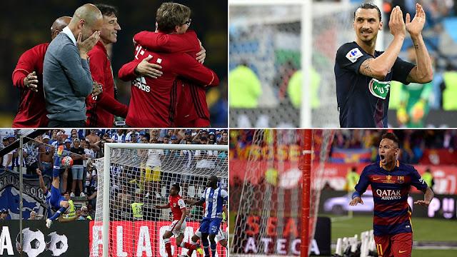 Guia do futebol na TV: saiba onde assistir as Ligas do Futebol Europeu