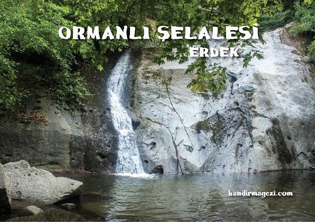 ERDEK ORMANLI ŞELALESİ