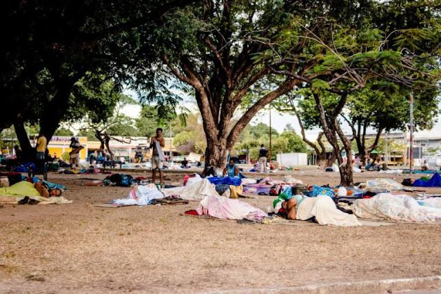 Temer visitará centro de refugiados venezolanos en Brasil 18 de junio de 2018 - 16:0