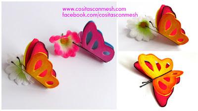 mariposas-fieltro