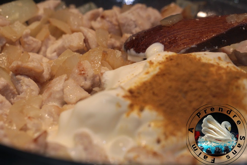 Briouate au poulet (pas à pas en photos)