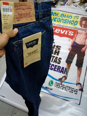 Distributor Celana Jeans Palembang