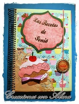 Creaciones con alma libro de recetas - Libros para decorar ...