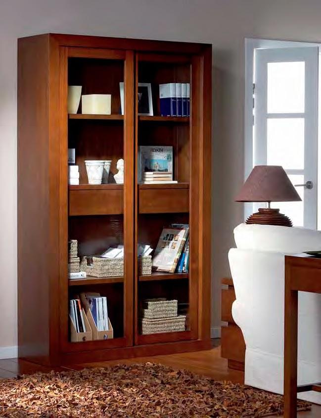 Muebles de Salón: 4 LIBRERIAS PARA EL SALON