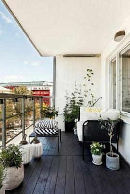 gambar teras rumah modern