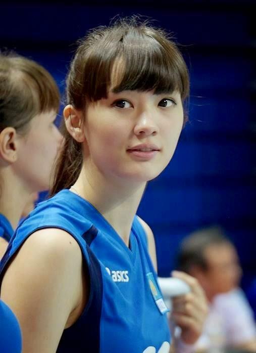 Informasi Tentang Volly Bola Volly Informasi Dan Pengetahuan Terkini Sabina Altynbekova Sangat Cantik Bukan Meskipun Sedang Keringatan