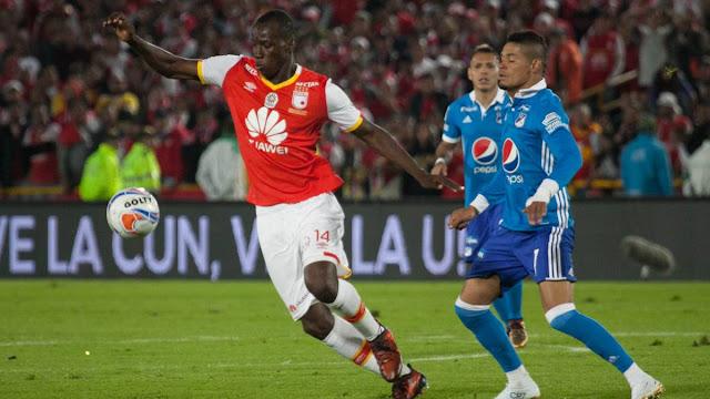 Santa Fe vs Millonarios VER EN VIVO ONLINE por la fecha 19 del Fútbol Colombiano 2019.