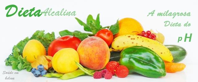 Os benefícios da dieta alcalina para a saúde