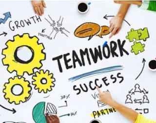 belajar teamwork