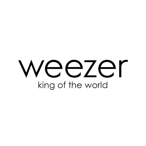 Weezer - King of the World - Single Cover
