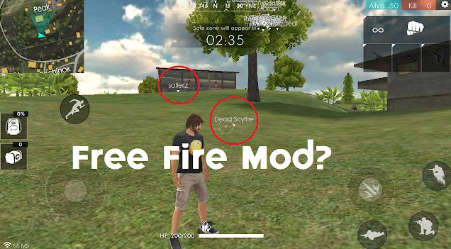 Cara Mengetahui Lokasi Musuh di Game Free Fire