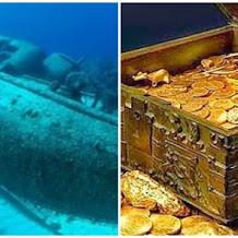 4 Tempat Yang Diyakini Menyimpan Hartu Karun Peninggalan VOC Belanda?? Beneran Fakta Atau Mitos Belaka Ya...??
