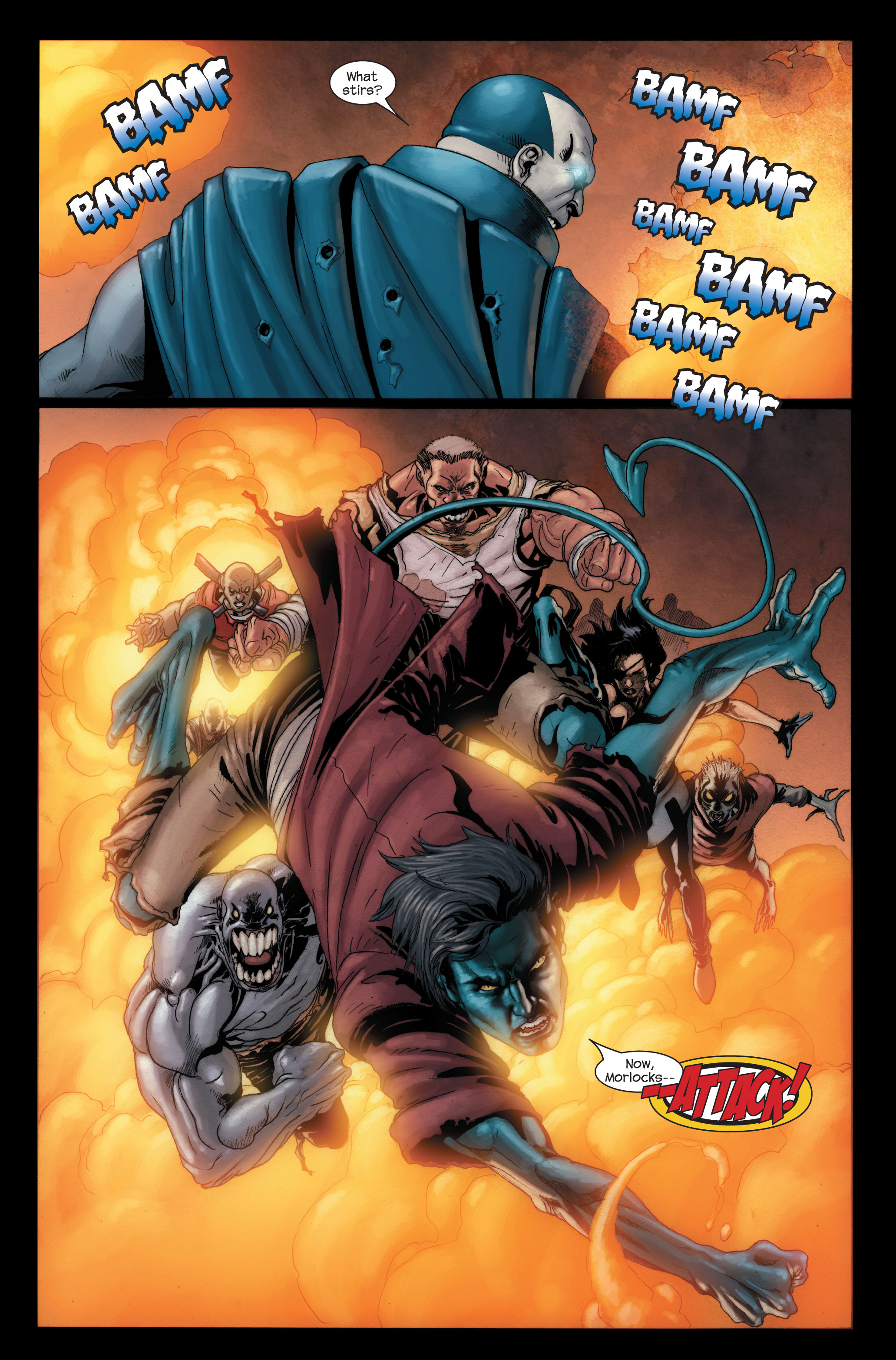 Read online Ultimate X-Men comic -  Issue #91 - 11