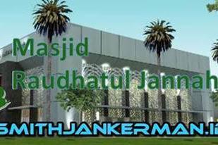 Lowongan Masjid Raudhatul Jannah Pekanbaru Juli 2018