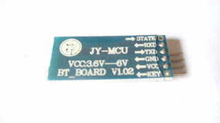 Módulo Bluetooth JY-MCU - Verso