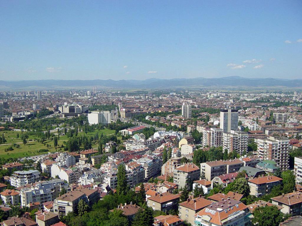 Sofia, Capital da Bulgária