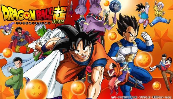 Dragon Ball Series ( Dragon Ball/Dragon Ball Z/ Dragon Ball Super/ Dragon Ball GT )