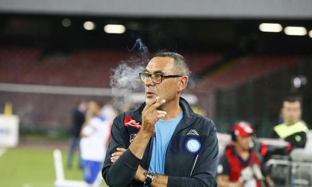 Napoli and chelsea reach agreement for sarri