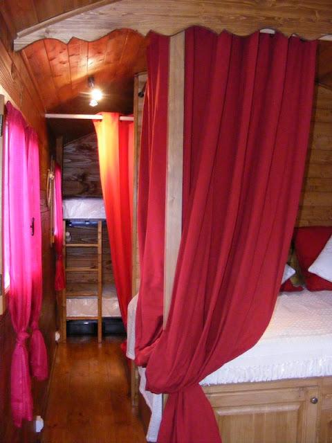 Casa mobile con due camere