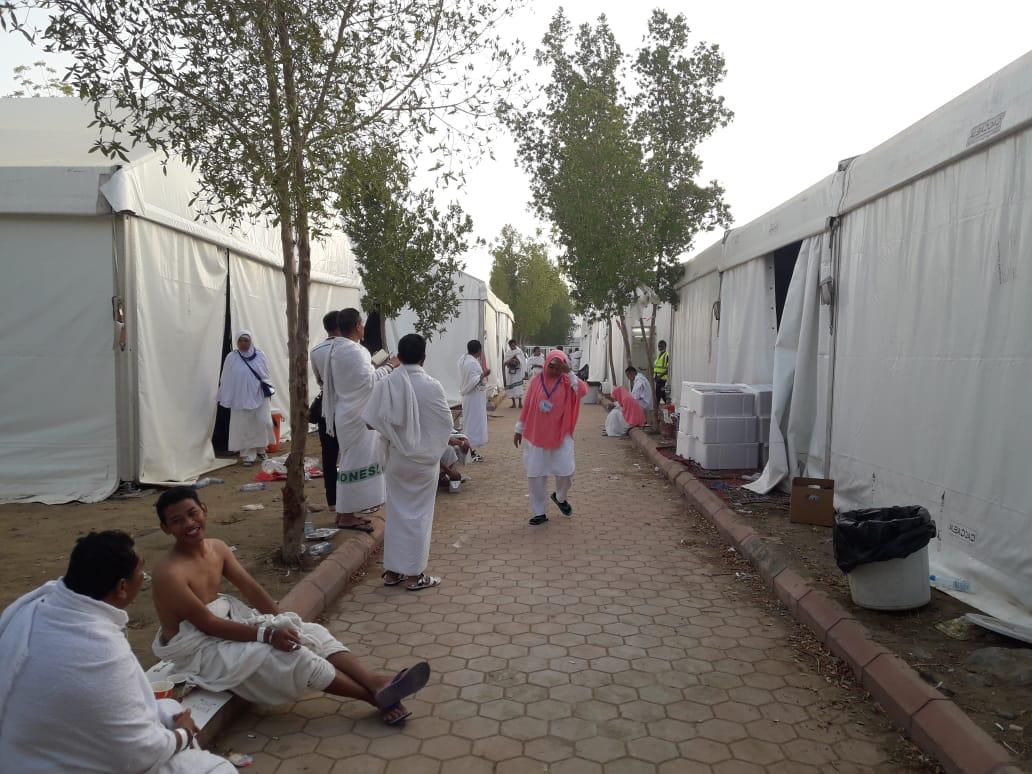 Sambut Usulan Indonesia, Arab Saudi Bangun 60 Ribu Toilet di Mina
