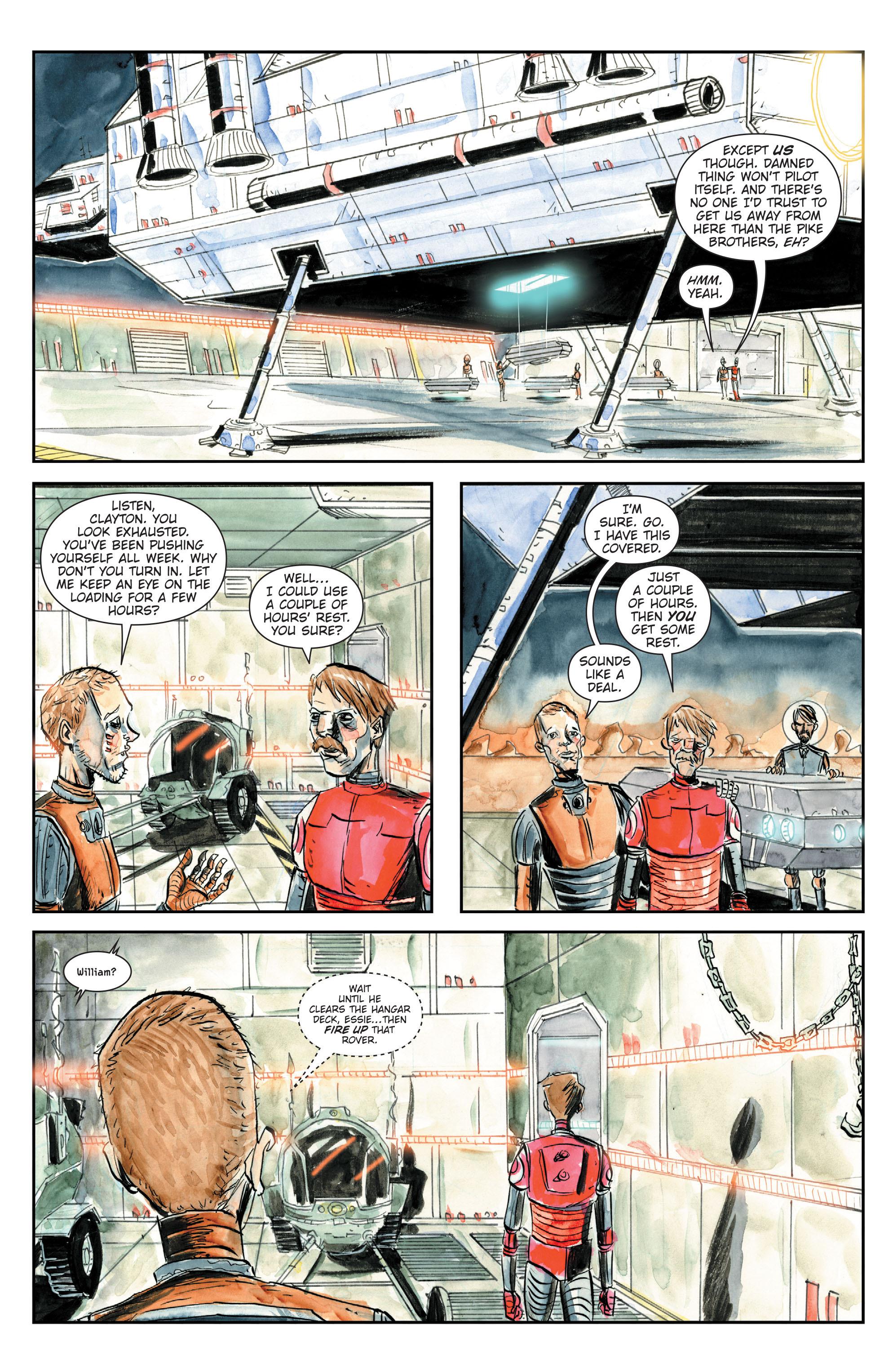 Read online Trillium comic -  Issue # TPB - 154