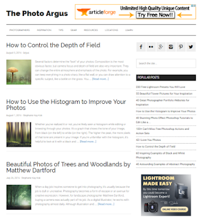The%2BPhoto%2BArgus Improve Your Photography and Photo Editing Skill with these Top 8 Websites Root
