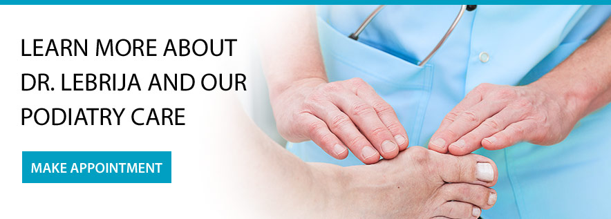 lmh podiatry make appointment