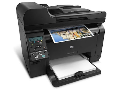 Image HP LaserJet Pro M176n Printer Driver