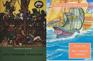 Hunyady József Hét tenger vándora könyv kritika