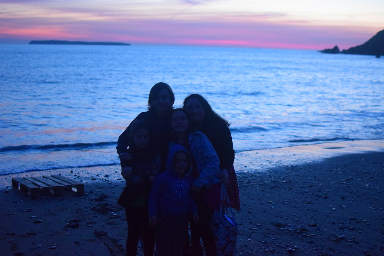 , Chasing Sunsets- Mother's Day 2017