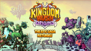Kingdom Rush Origins Apk Mod Terbaru + Data for Android Full Version v2.0.4